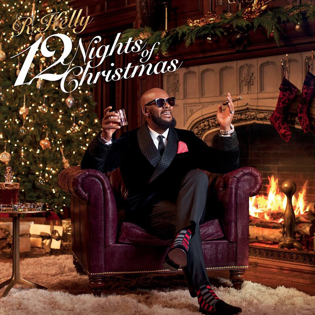 '12 Nights of Christmas' by R. Kelly