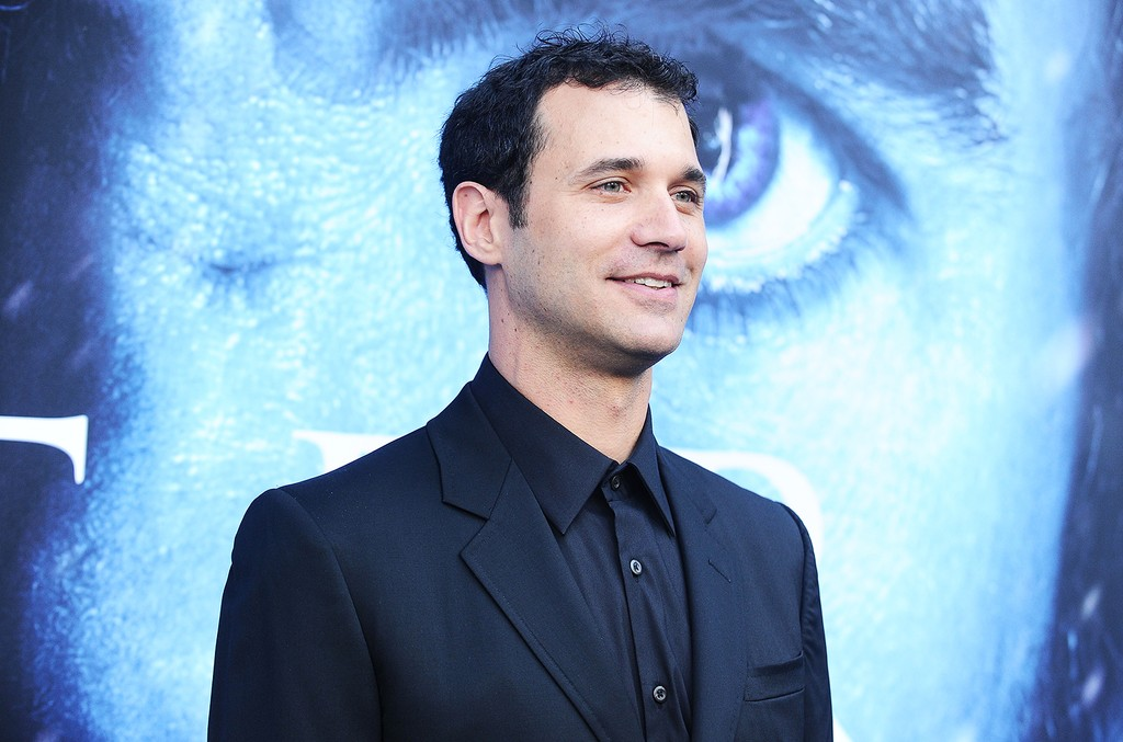 Ramin Djawadi attends the season 7 premiere of Game Of Thrones at Walt Disney Concert Hall on July 12, 2017 in Los Angeles.