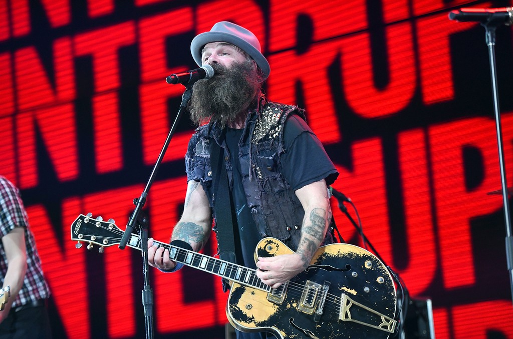 Tim Armstrong of the band Rancid performs onstage during day 1 of the KROQ Absolut Almost Acoustic Christmas 2018 at The Forum on Dec. 8, 2018 in Inglewood, Calif.