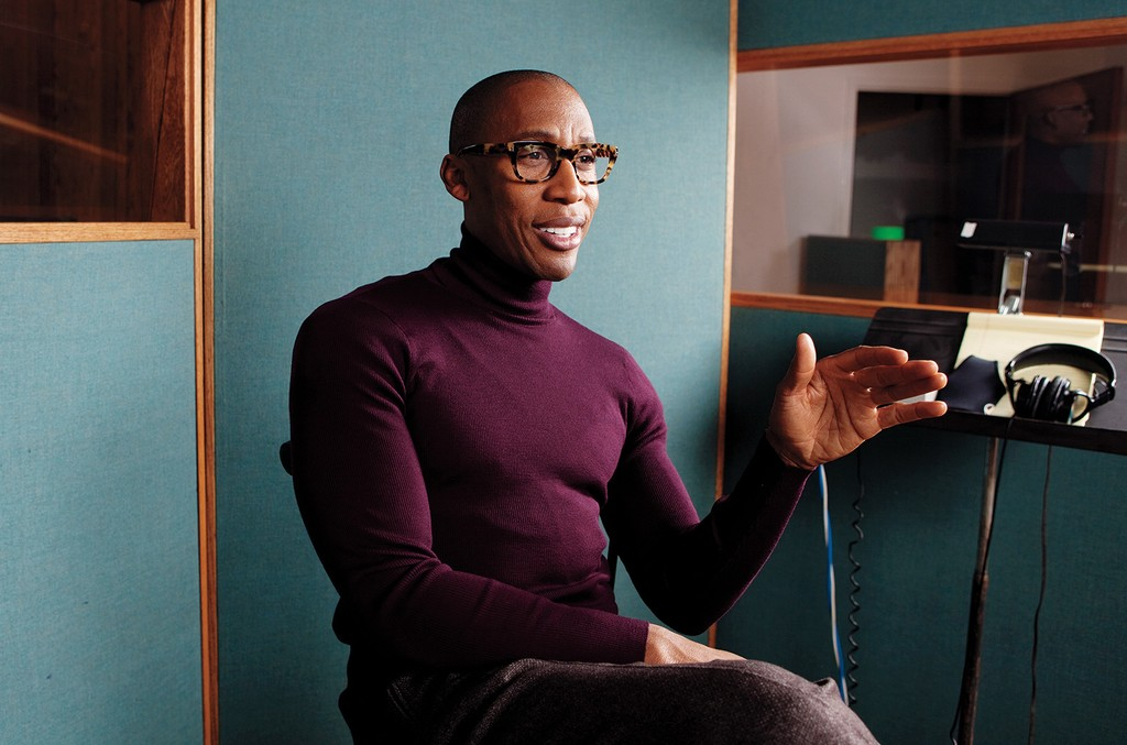 """""""Everyone always says, 'He's the most slept-on artist,'"""" says Saadiq."""