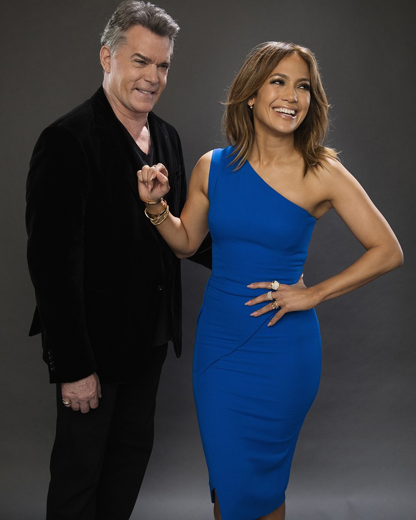 Ray Liotta and Jennifer Lopez