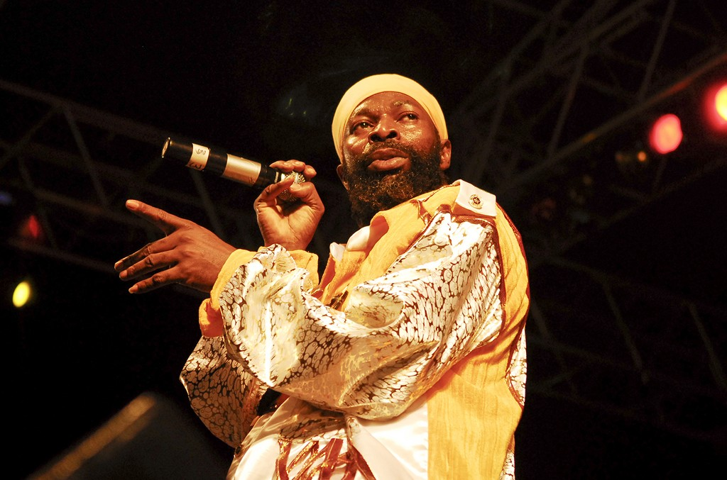 the Rebel Salute Reggae Festival