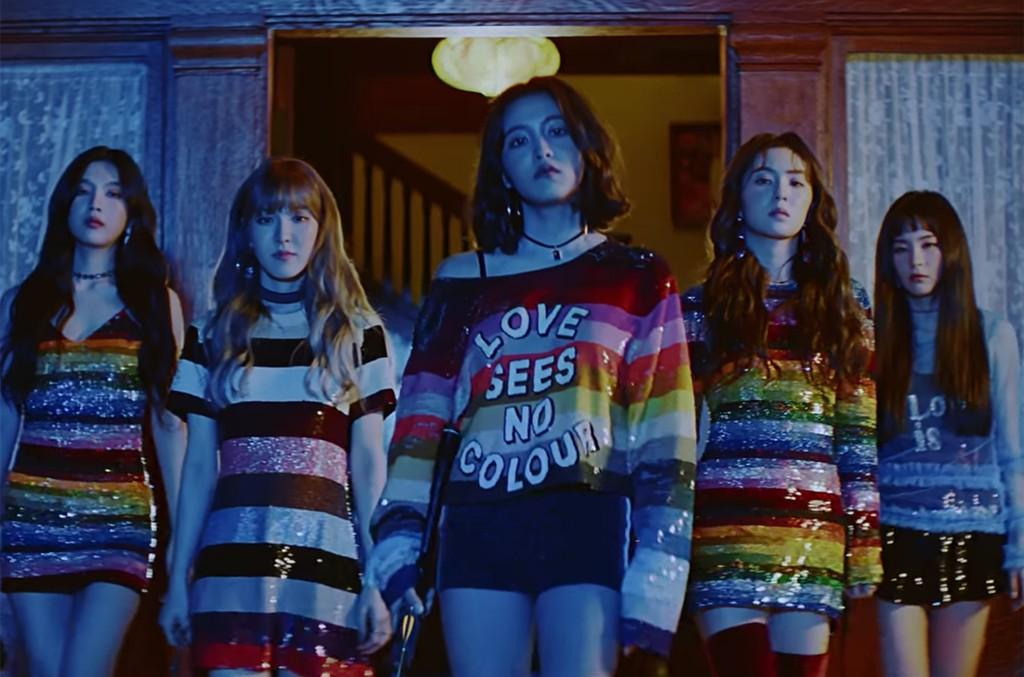 Red Velvet 'Peek-A-Boo' Teaser Part.1