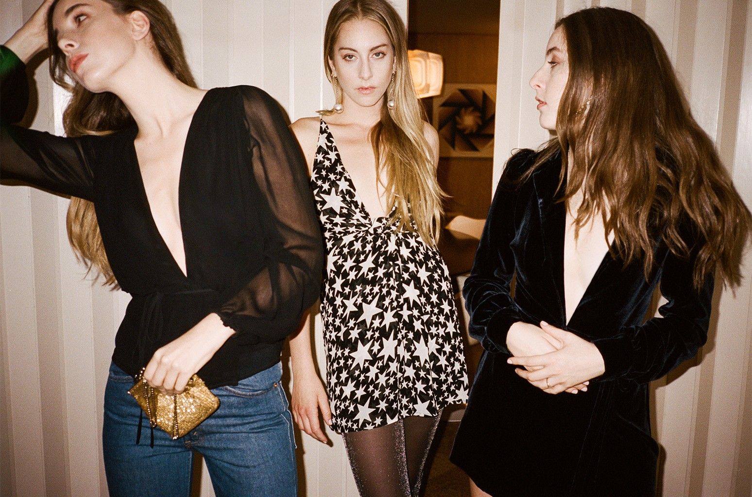Reformation x Haim NYE Collection