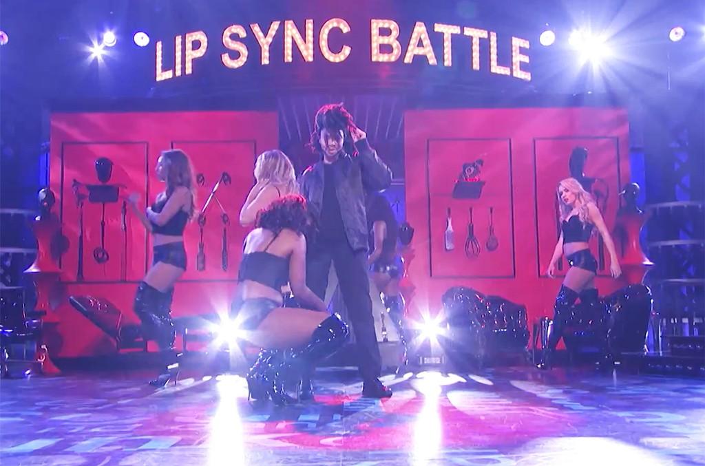 Regina Hall on Lip Sync Battle