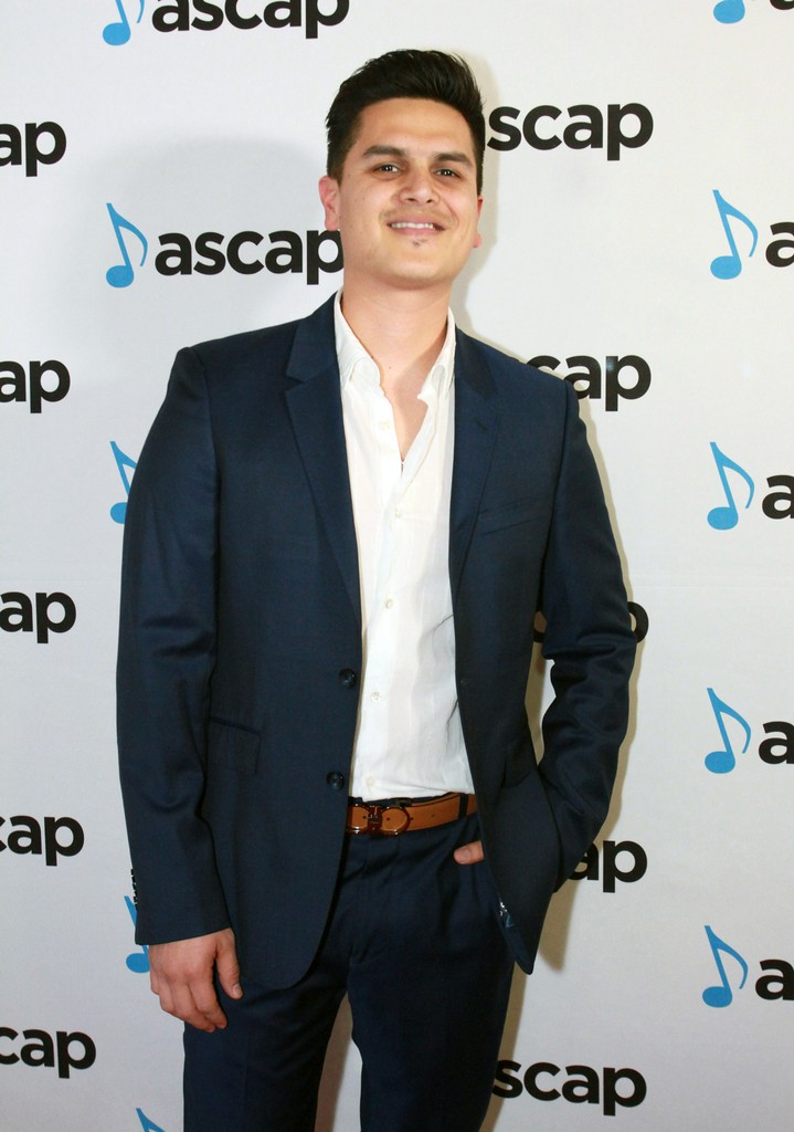 Regulo Caro pose as part of ASCAP Latin Music Awards at Condado Vanderbilt Hotel on March 15, 2017 in San Juan, Puerto Rico.