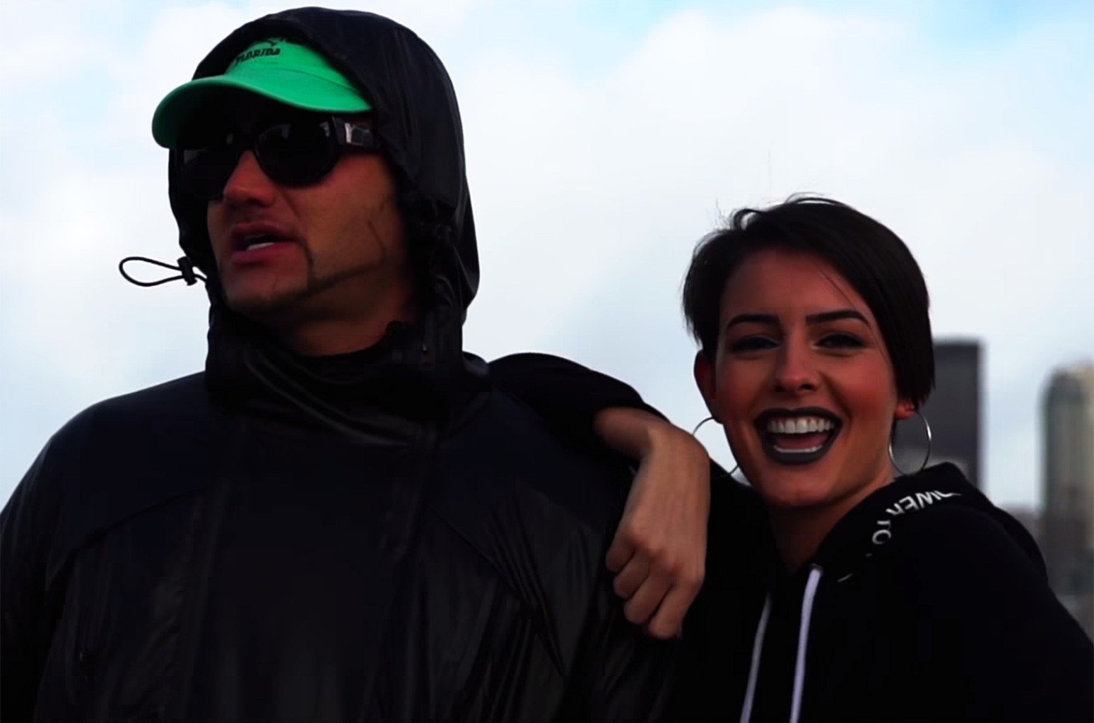 """RiFF RAFF FT LiSA CiMORELLi - """"HiT ME UP"""" PRESENTED BY DJ AFTERTHOUGHT"""