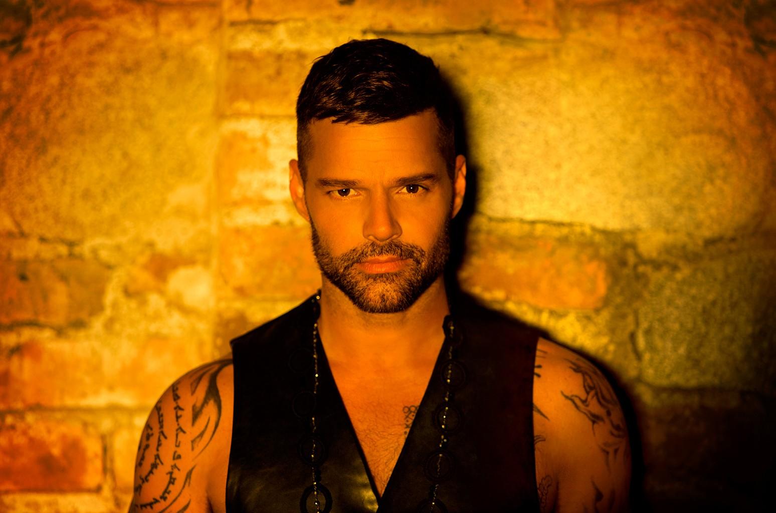 "Ricky Martin, ""Fiebre"""