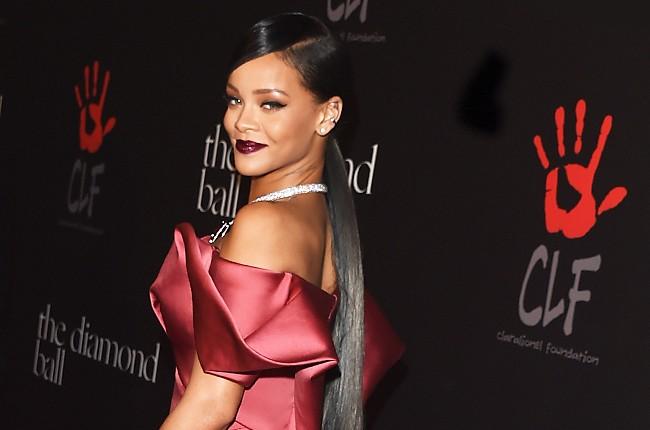 Rihanna's First Annual Diamond Ball 2014