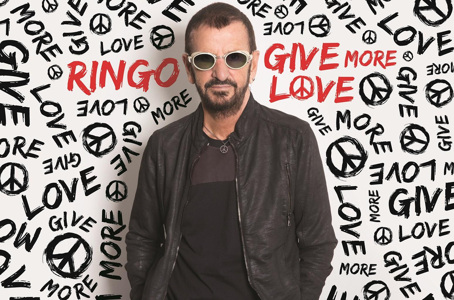 Ringo Starr, 'Give More Love'