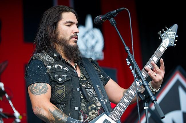 Robb Flynn of Machine Head