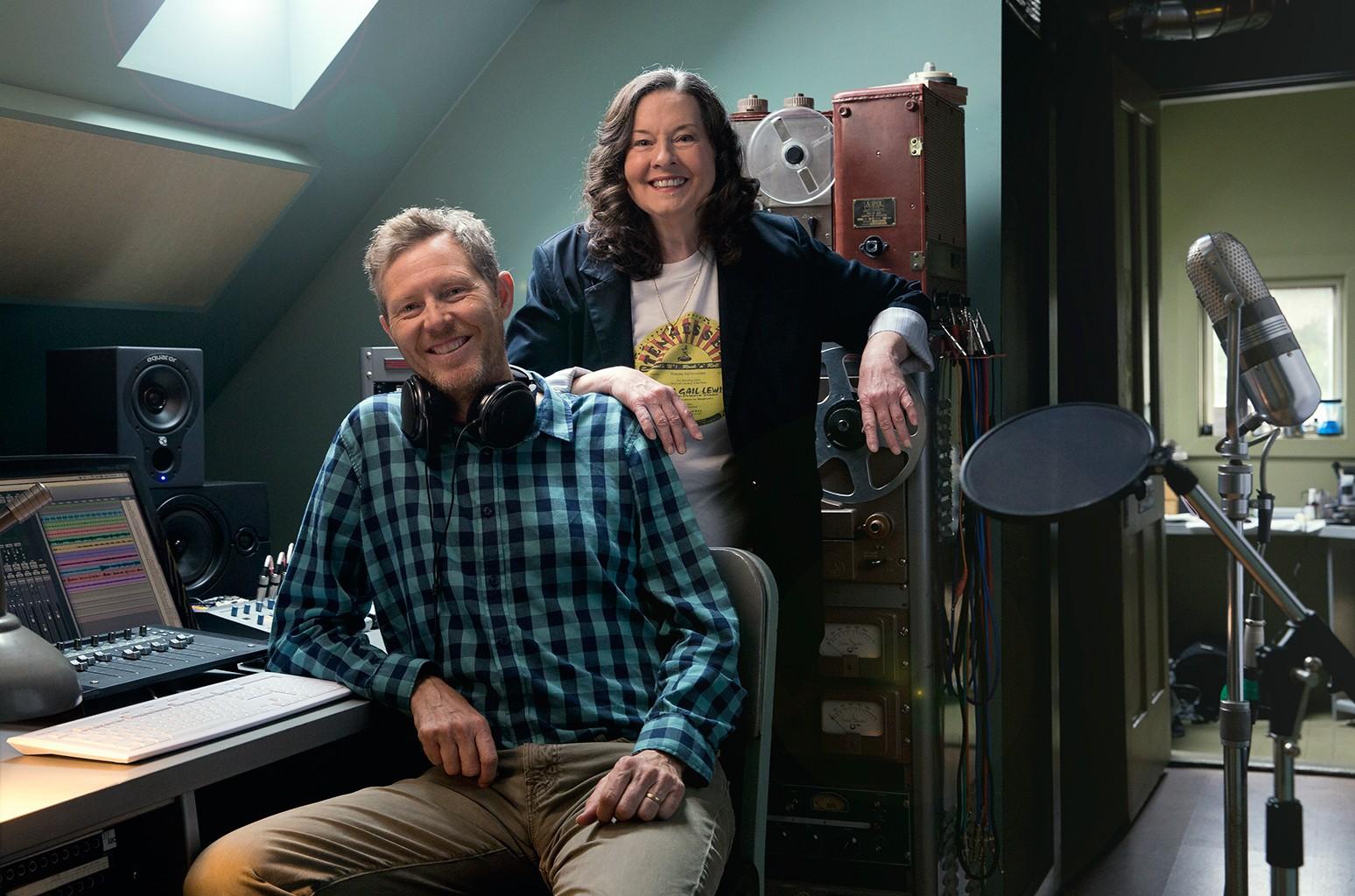 Robbie Fulks & Linda Gail Lewis