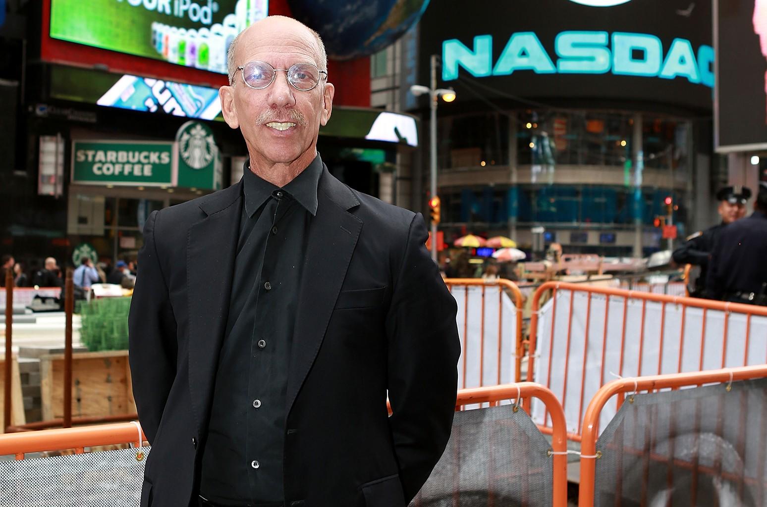 Robert F.X. Sillerman in New York City