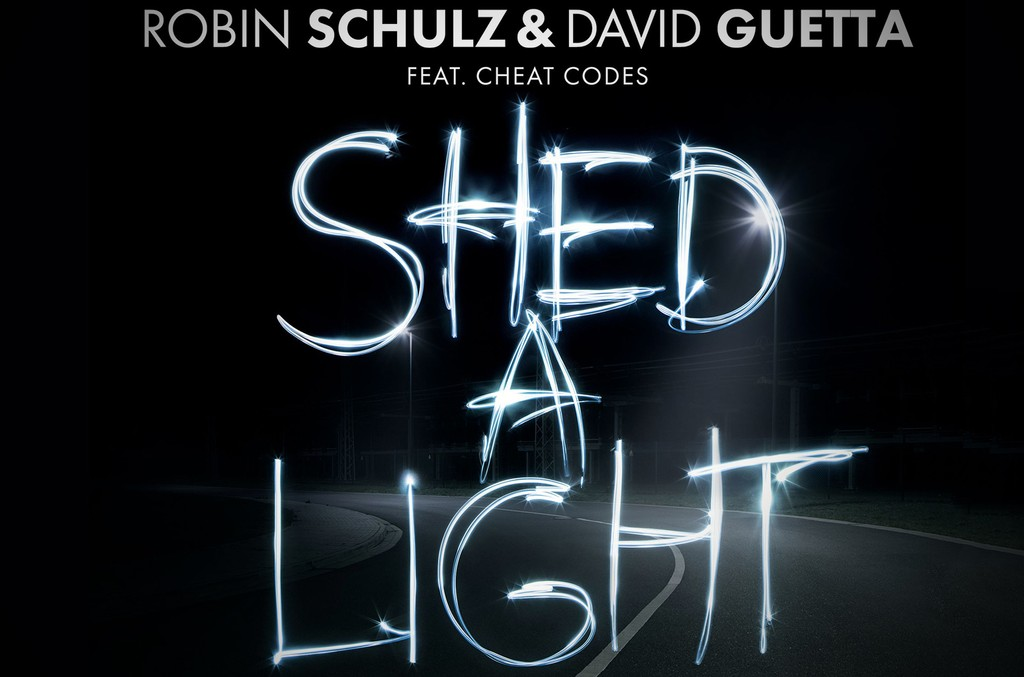 """""""Shed A Light"""" by Robin Schulz and David Guetta"""