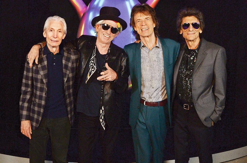 The Rolling Stones: Exhibitionism