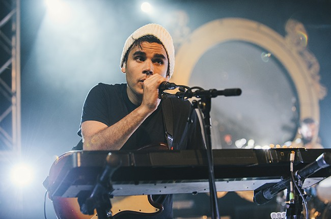 Rostam Batmanglij of Vampire Weekend