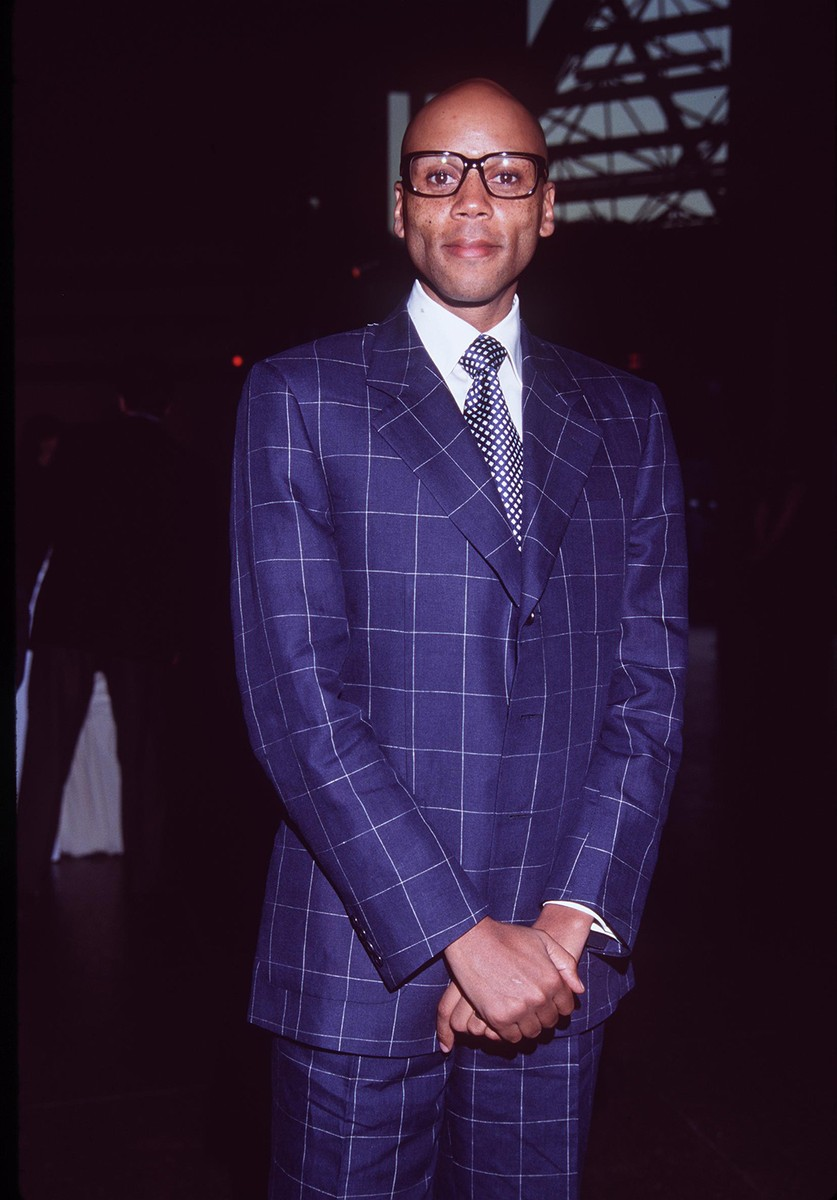 "RuPaul attends the premiere of ""An Unexpected Life"" on June 15, 1998 in Hollywood, Calif."
