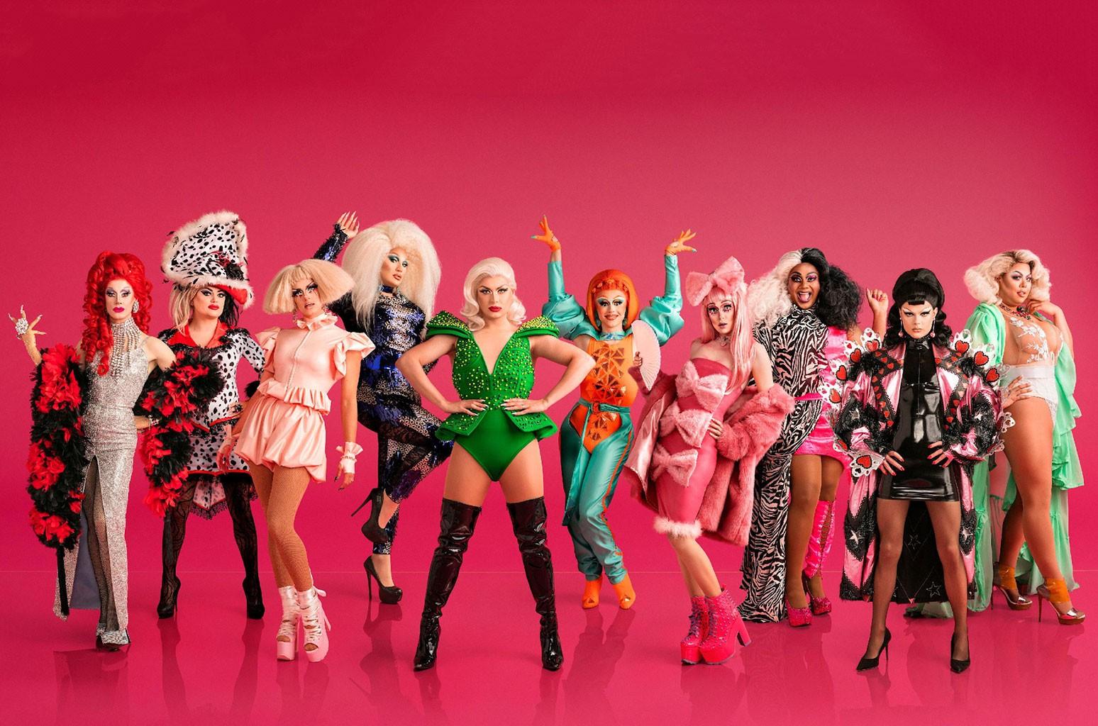 Rupaul S Drag Race Uk To Air On Logo In U S Billboard Billboard