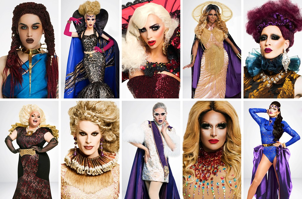 All Stars 5 Winner Shea Couleé Breaks Down Her 5 Most Iconic Drag Race Looks