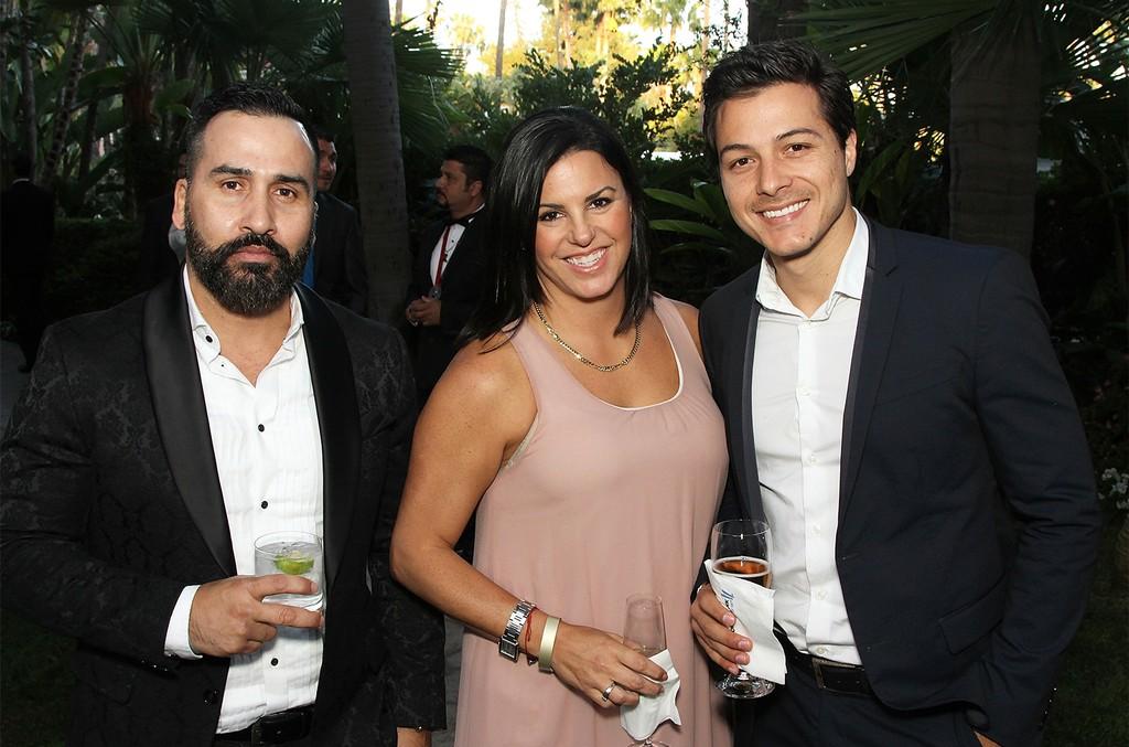 Jesus Gonzalez, Rebeca Leon & Rafael Restrepo