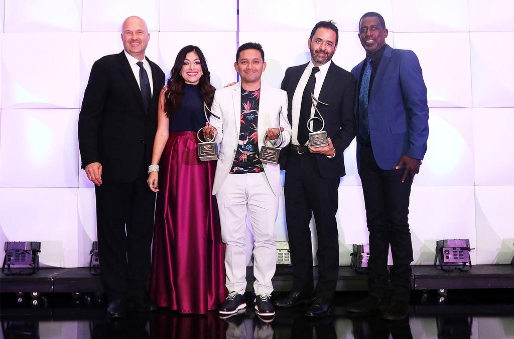 Sam Kling, Celeste Zendejas, David Daza & Jorge Mejia