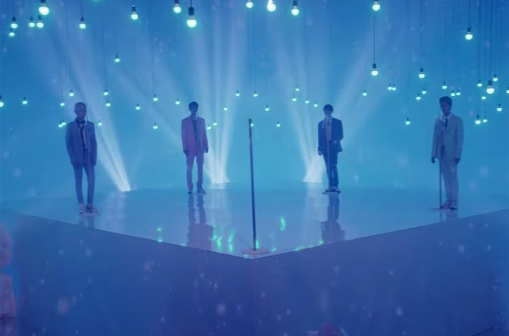 """SHINee, """"Our Page"""""""