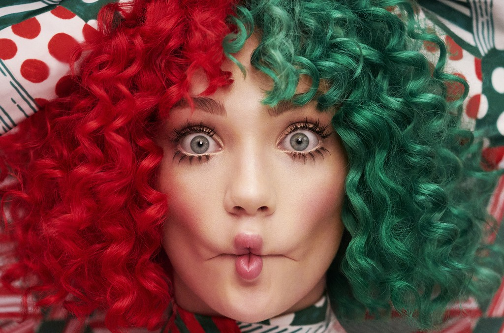 """Sia, """"Everyday Is Christmas"""""""