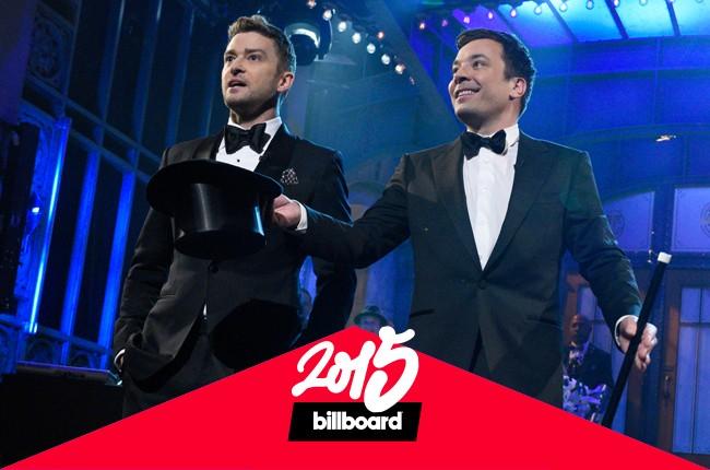 Justin Timberlake and Jimmy Fallon SNL 40
