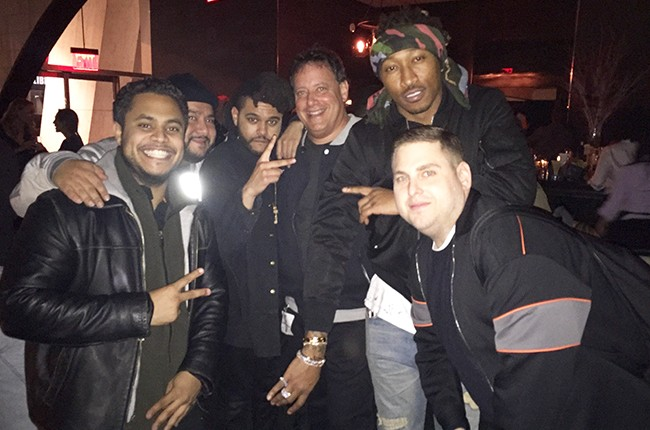 'SNL' After Party