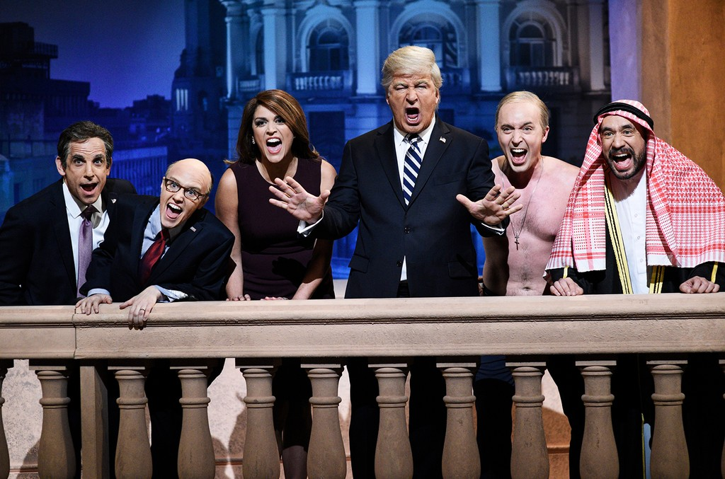Alec Baldwin Saturday Night Live