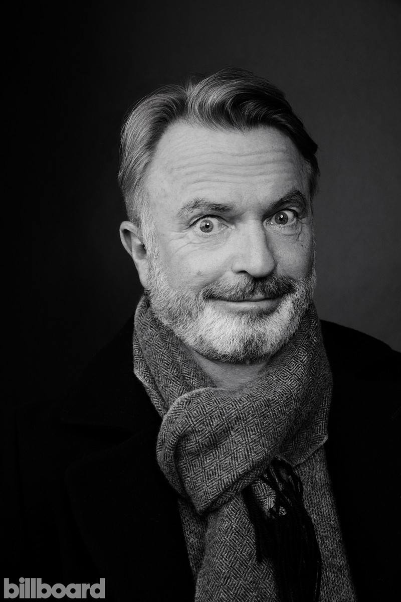 Sam Neill of Hunt for the Wilderpeople