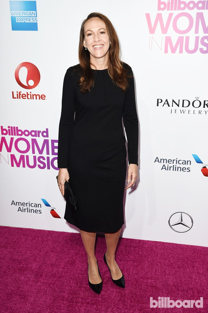 Sara Clemens attends the Billboard Women in Music 2016 event on Dec. 9, 2016 in New York City.