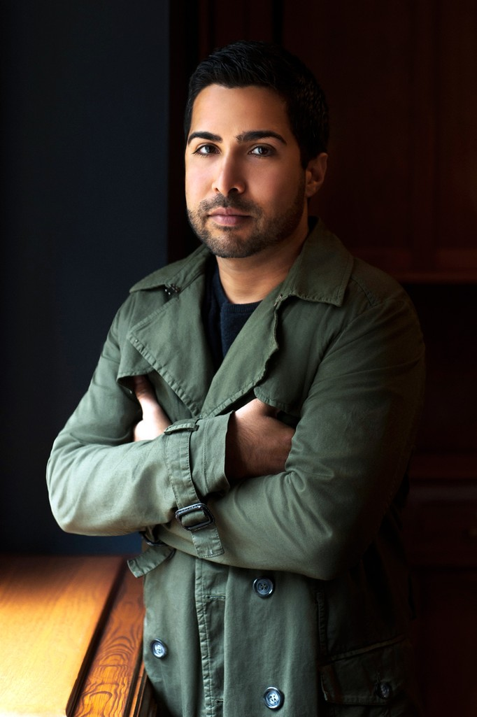 Savan Kotecha poses for a portrait during the Stand With Songwriters Advocacy Day - ASCAP Foundation Roundtable in the Dirksen Senate Office Building on May 18, 2016 in Washington, DC.