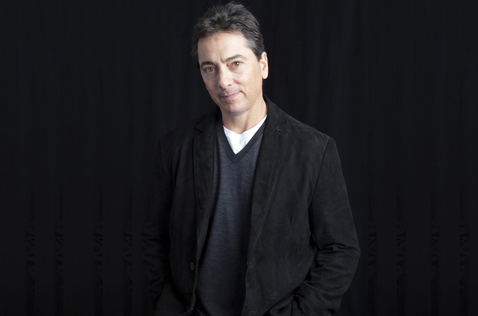 Scott Baio photographed in New York City.