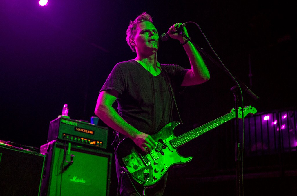 Scott Lucas of the band Local H