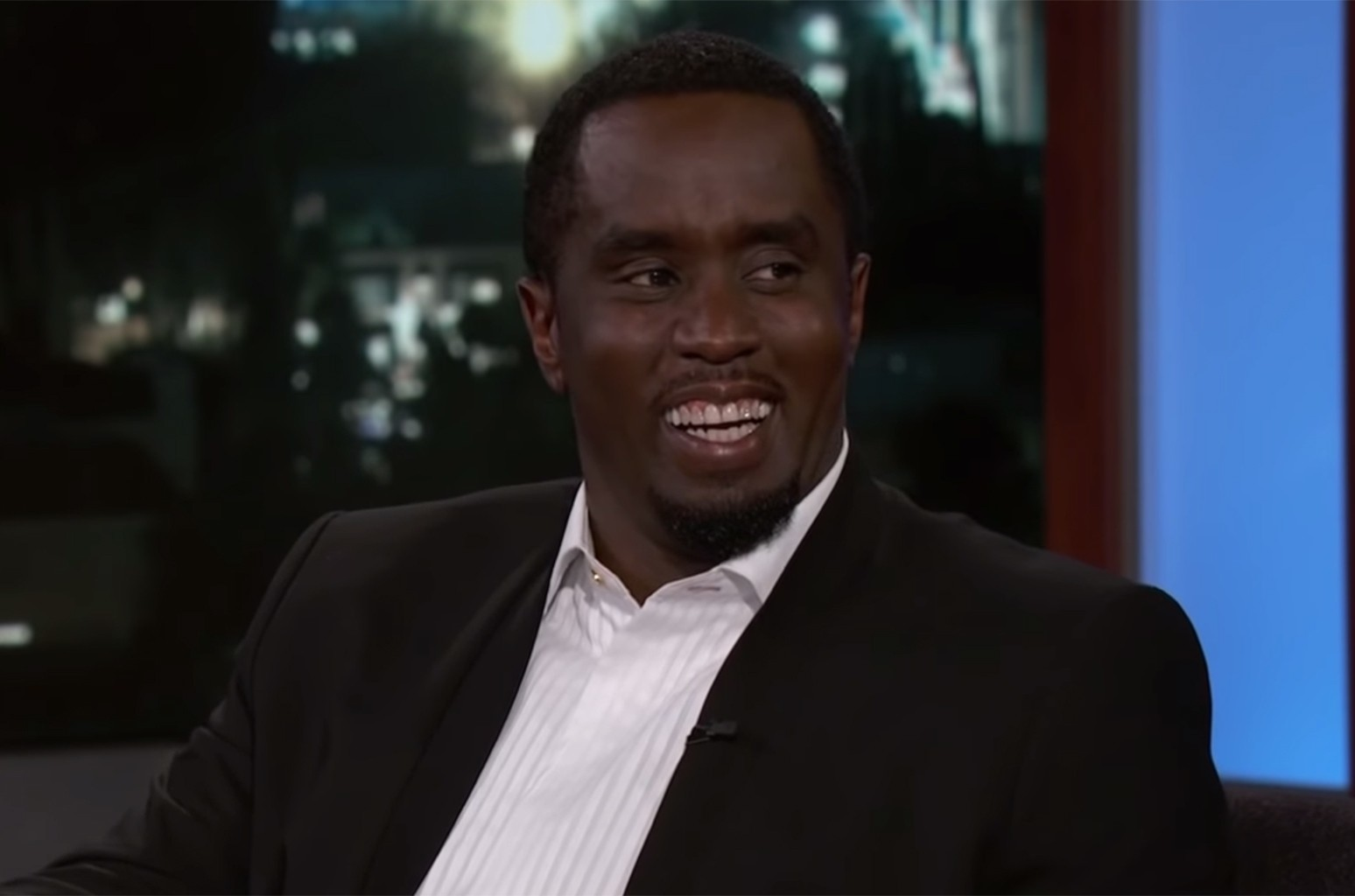 Sean 'Diddy' Combs on Jimmy Kimmel Live!