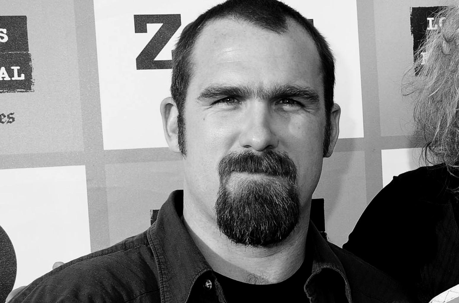 Sean McKeough in 2009
