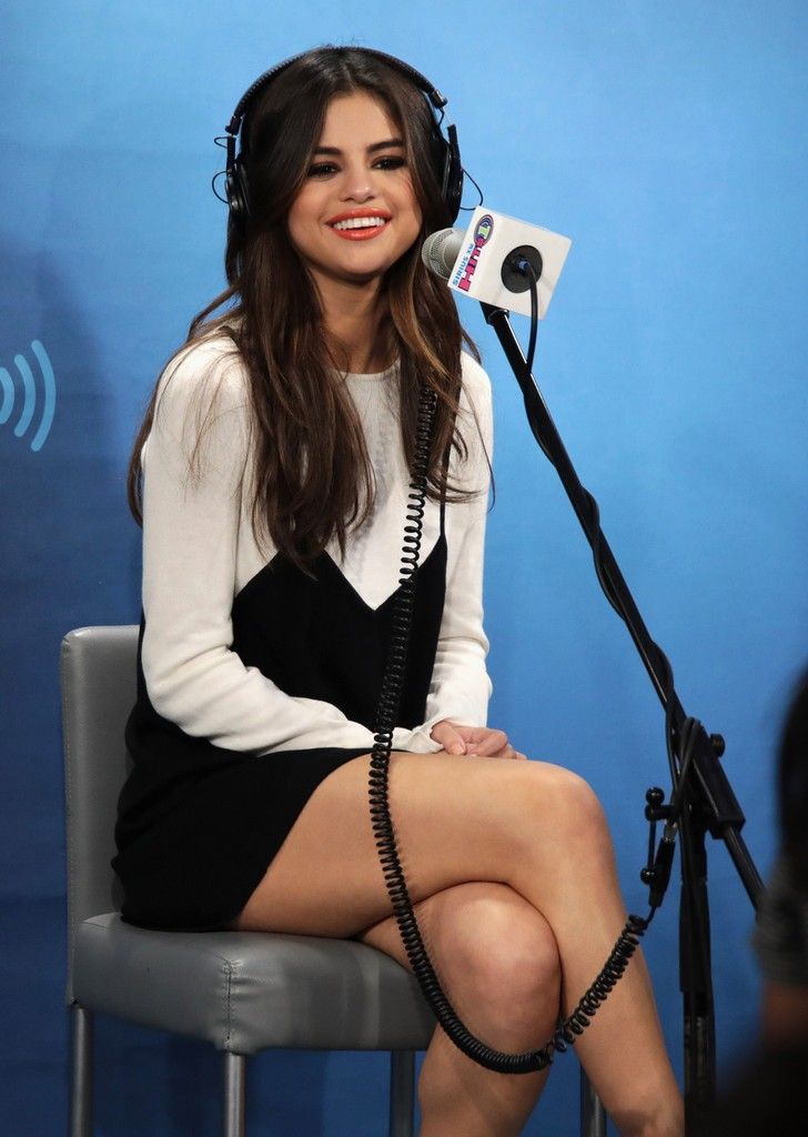 Selena Gomez stopped by the SiriusXM studios today and talked to the Morning Mash Up on SiriusXM Hits 1 on June 5, 2017.