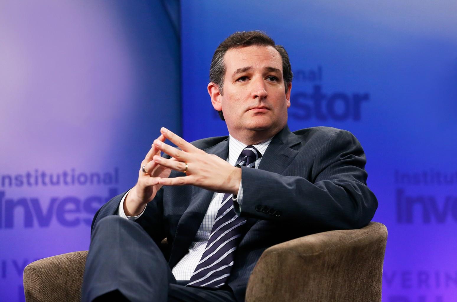 Senator Ted Cruz, 2015