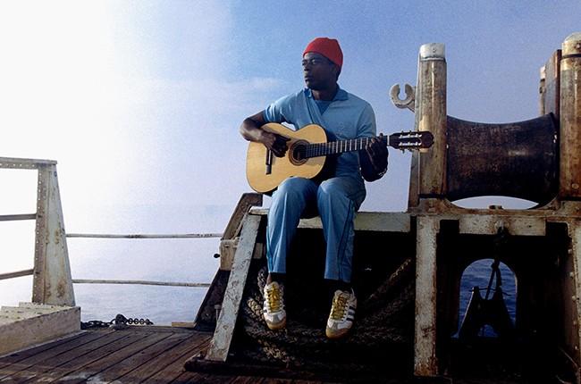 Seu Jorge The Life Aquatic with Steve Zissou
