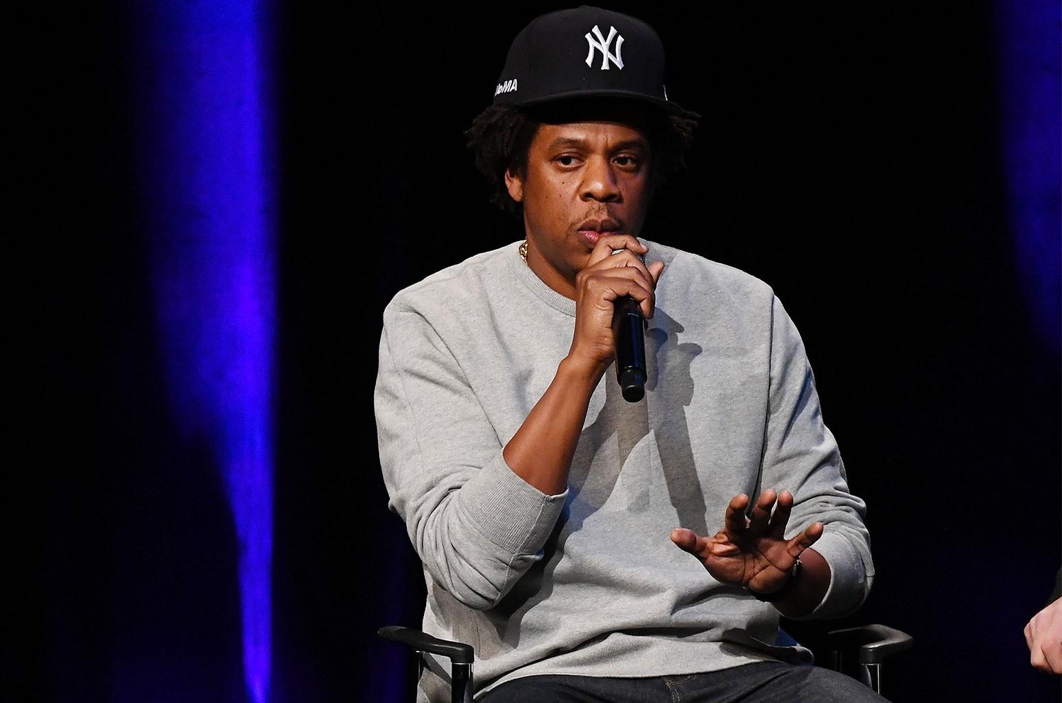 "Shawn ""Jay-Z"" Carter"