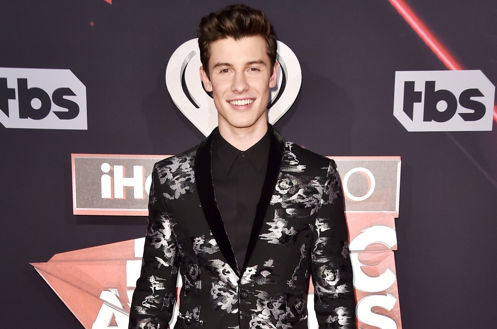 Shawn Mendes attends the 2017 iHeartRadio Music Awards which broadcast live on Turner's TBS, TNT, and truTV at The Forum on March 5, 2017 in Inglewood, Calif.