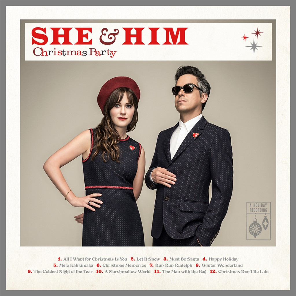 'Christmas Party' by She & Him