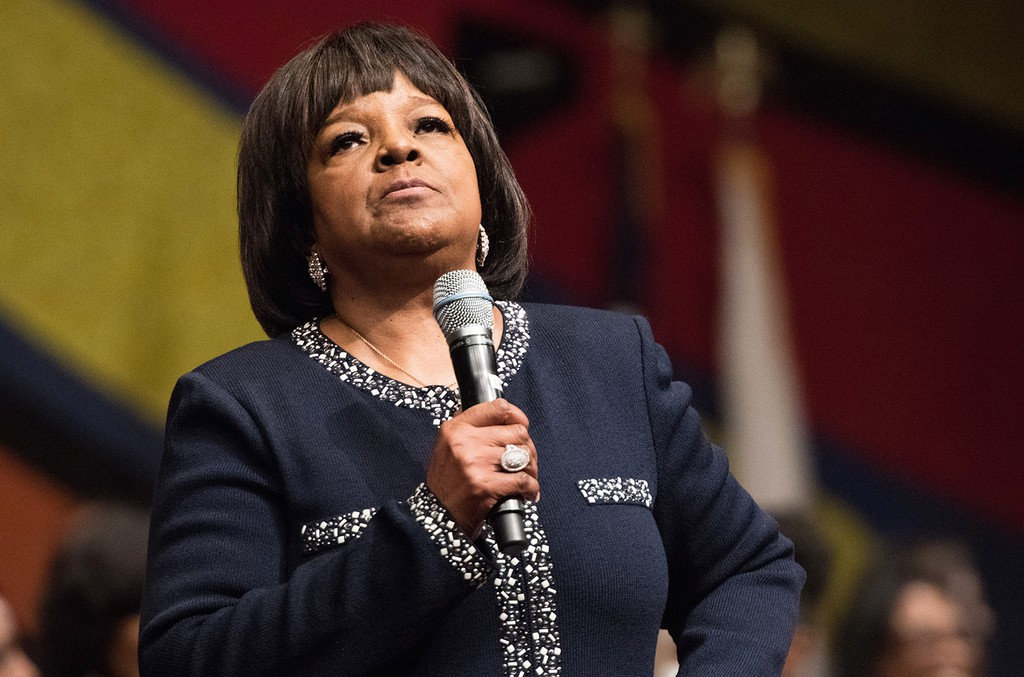 Shirley Caesar in 2015