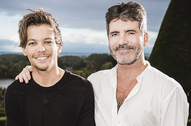 Louis Tomlinson Says Simon Cowell Was One Of The First People He Told About His Son Billboard