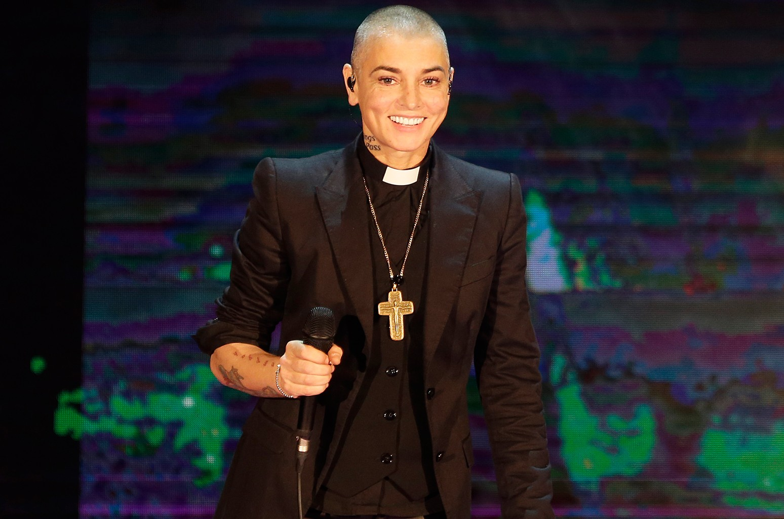 Magda Davitt Formerly Known As Sinead O Connor Releases First Song In Four Years Billboard