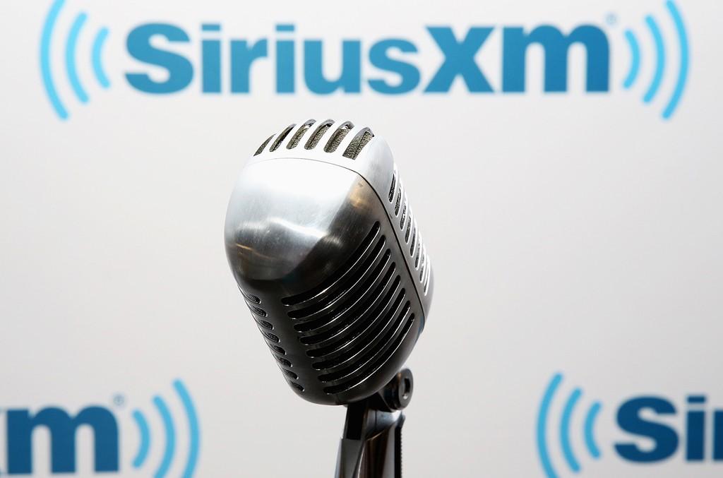 SiriusXM Studios on June 12, 2015 in New York City.