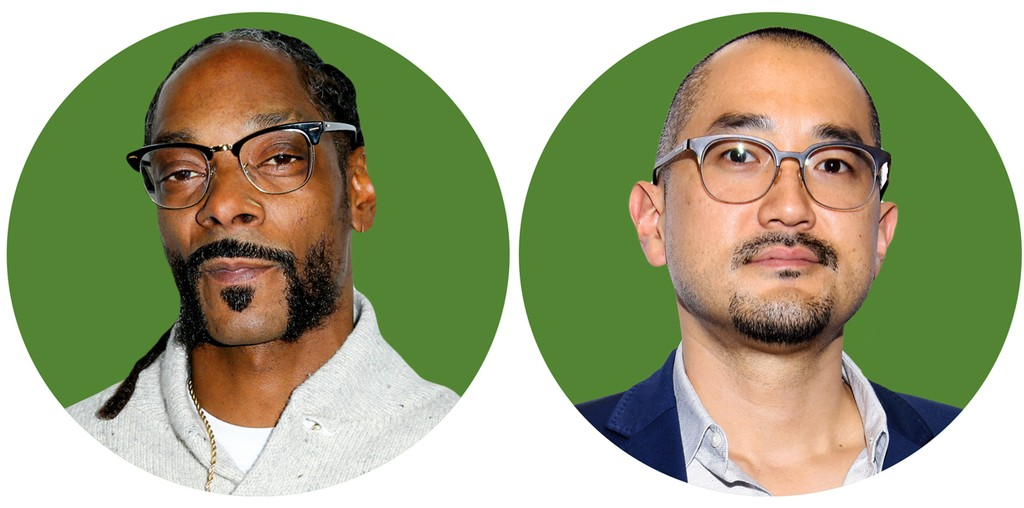 2. Snoop Dogg & Ted Chung