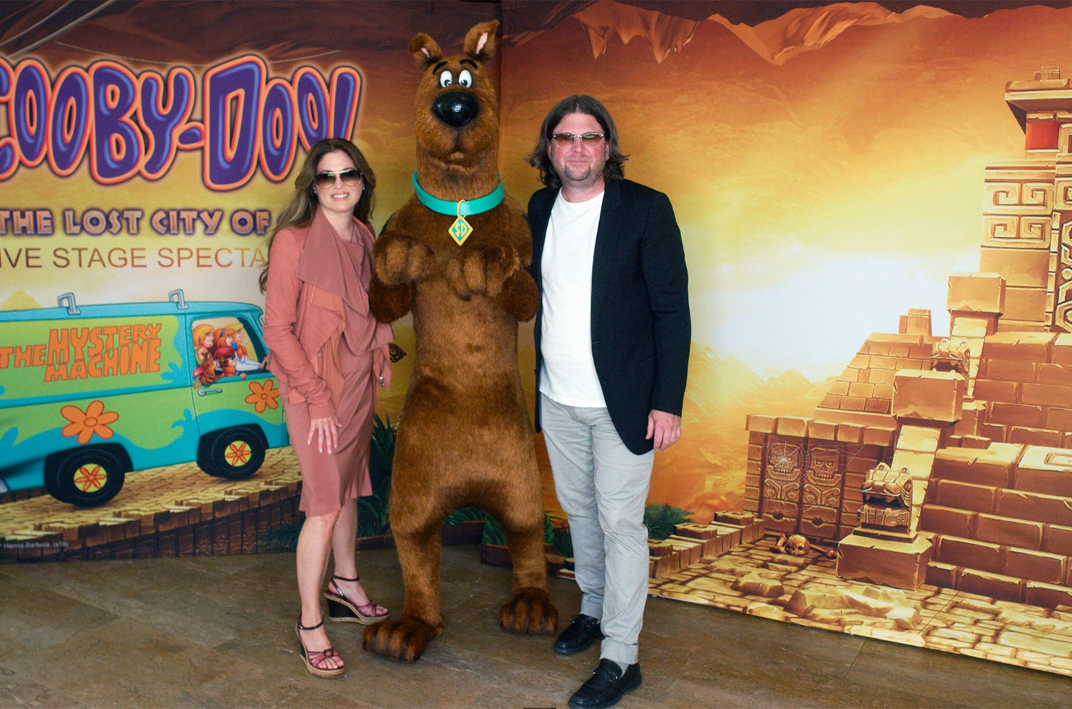 live spectacular scooby