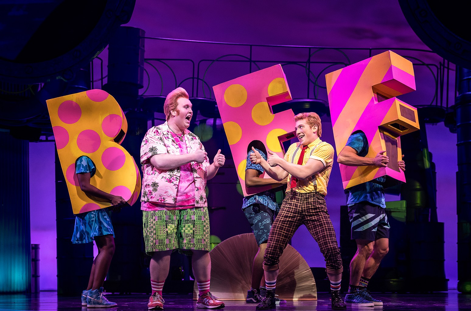 SpongeBob SquarePants Broadway Musical